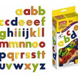 Quercetti Lowercase Magnetic Letters