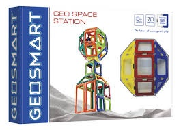 Geosmart Geo Space Station 70 pcs