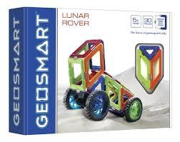 Geosmart Geosmart Lunar Rover 30 pcs