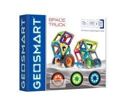 Geosmart Geosmart Space Truck 42 pcs
