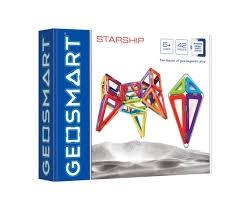 Geosmart Geosmart Starship 42 pcs