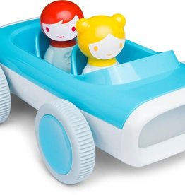 Kid'O Race car - intuitive technology for curious kids