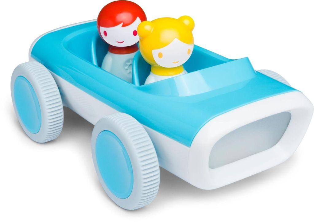 Kid'O Race car - intuitive technology for curious kids