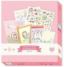 Djeco Rosalie Stationary Kit