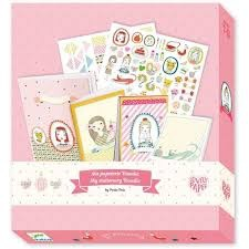 Djeco Rosalie Stationary Kit
