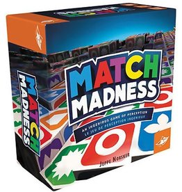 Foxmind Match Madness Game