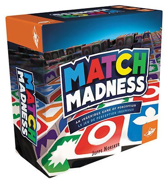 Foxmind Match Madness Game