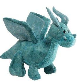 Gund Rubble Teal Dragon Gund