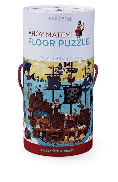 Casse-tête / Puzzle Puzzle Ahoy Matey 50 pcs