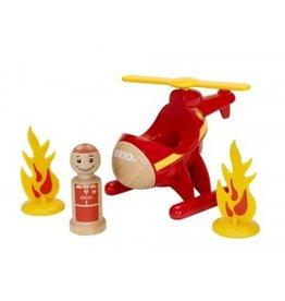 Brio Hélico de pompier