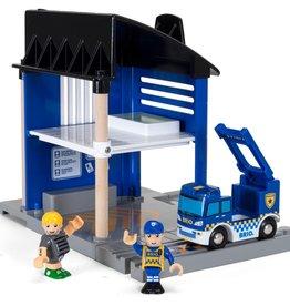 Brio Station de police avec accessoires  Police Station