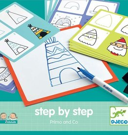 Djeco Step by Step Primo