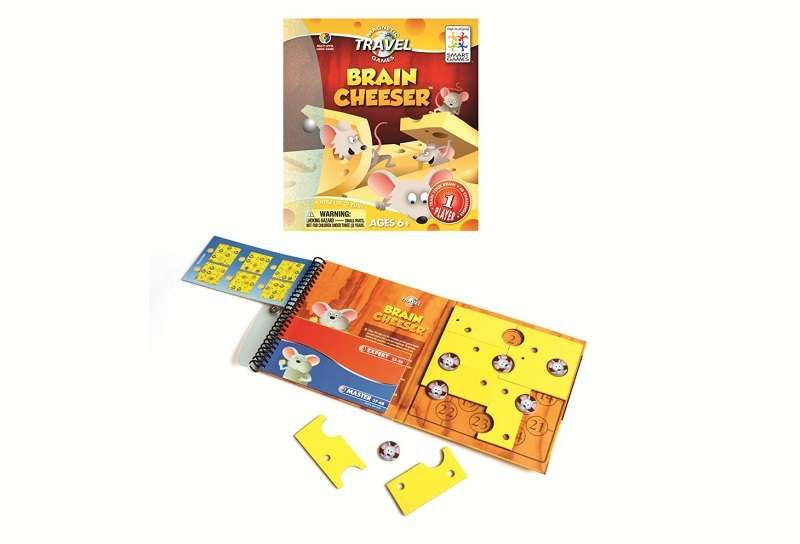 Smart games Travel Game - Brain Cheeser Smart Game
