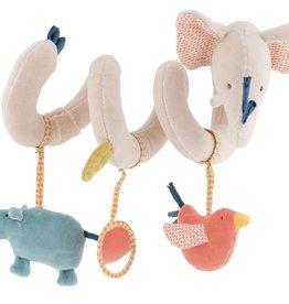 Moulin Roty Jouet d'éveil éléphanty