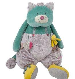 Moulin Roty Gros chat avec jouets d'éveil