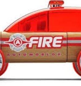 Automoblox Camion sécurité des incendies