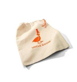 Uncle Goose Sac de rangement en coton