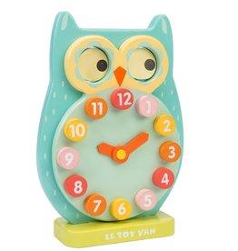 Le Toy Van Horloge hibou
