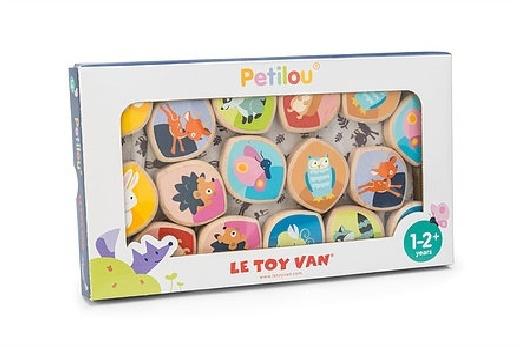 Le Toy Van Mémoire des animaux