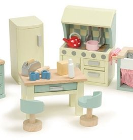 Le Toy Van Cuisine de la collection Daisylane