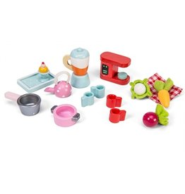 Le Toy Van Ensemble de cuisine miniature