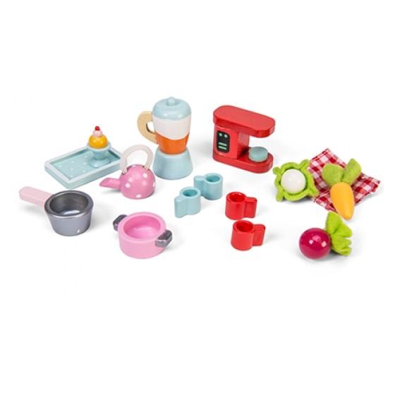 Le Toy Van Ensemble de cuisine miniature