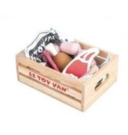 Le Toy Van Assortiment de viandes