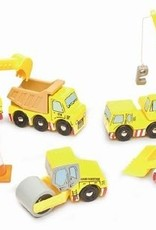 Le Toy Van Mini ensemble de construction