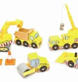 Le Toy Van Mini ensemble de construction