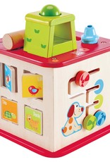 Hape Frienship Activity Cube