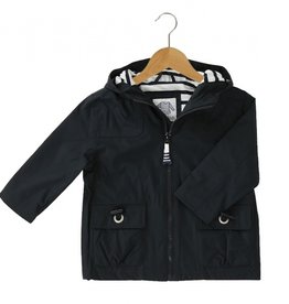 Armor Lux Navy Impermeable Coat 3 yrs