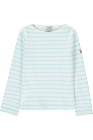 Armor Lux White and Shore Sailor Sweater - 6 urs