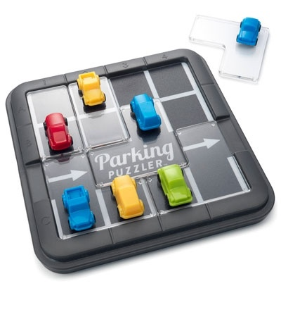 Smart games Parking Tournis - French Smart Games