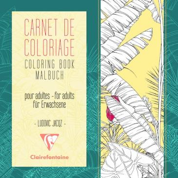 Clairefontaine Livre à colorier