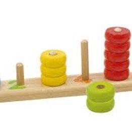 Goki Puzzle pour compter