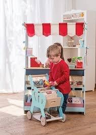 Le Toy Van Panier d'épicerie
