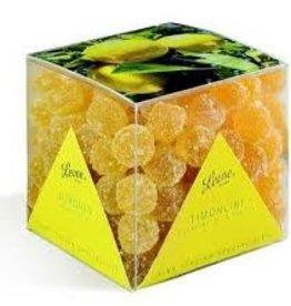 Bonbons Cubes de bonbons au citron