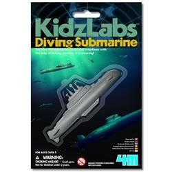 4M Mini expérience sous-marin