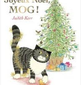 Livre Joyeux Noël Mog!