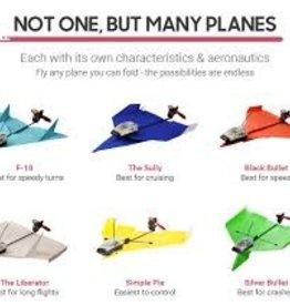Power Up Dart Power Up Plane - Système pour avion de papier (jaune)