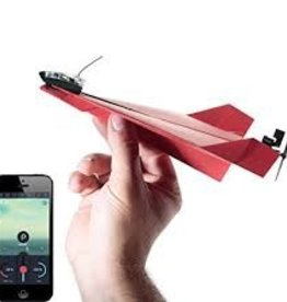 Power Up Dart Power Up Plane - Système pour avion de papier (rouge)