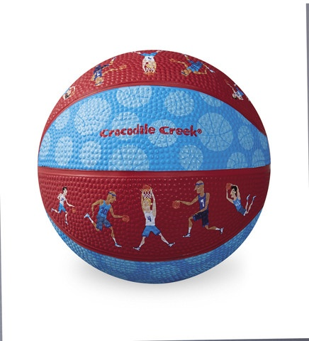 Crocodile Creek Ballon de basketball
