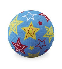 Crocodile Creek Blue Star Ball  7''