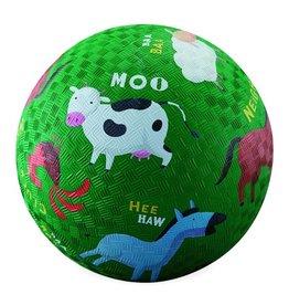 Crocodile Creek Barnyard Playball
