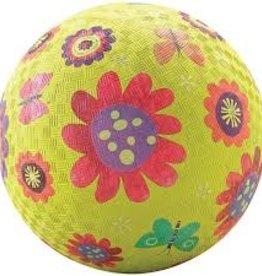 Crocodile Creek Flower Garden Green Playball 7''