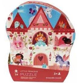 Crocodile Creek Puzzle Princesse