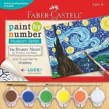 Faber-Castell Peinture à numéro