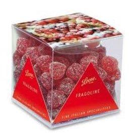 Bonbons Cubes de bonbons à la fraise