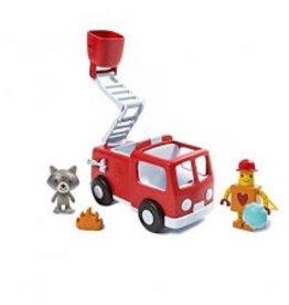 Sagomini Camion de pompier