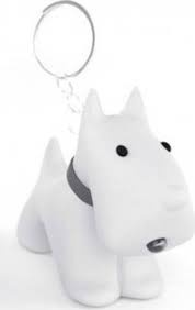 Gadgets Barking Dog Key Chain